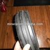 OEM soft wheel barrow rubber tyre 3.00-4 straight burr