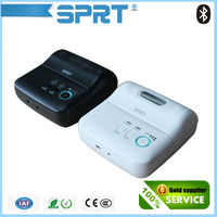 SPRT SP-RMT9 80mm mini Portable Bluetooth mobile Thermal Printer support android 4.4 mobile phone