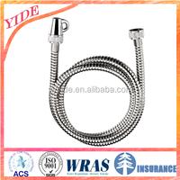 Stainless steel spray nozzle bidet hose