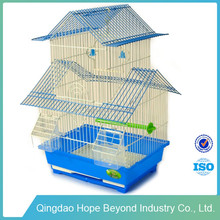 House Style BIRD CAGE--Starter Kit, Swing Perch Feeders
