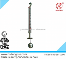 Top-mounted Liquid Level indicator/low cost/very suitable for big Viscosity and much Particles liquid medium