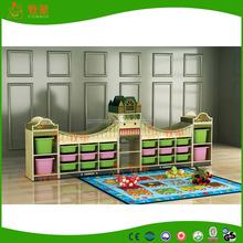 2015 Cowboy London bridge kids toys combination cabinet C set