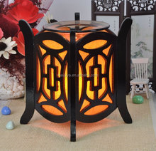 meijuya brand wholesale electric wooden candle warmer gifts for aromatherapy