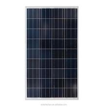 120W POLYCRYSTALLINE SOLAR PANEL FOR SOLAR POWER SYSTEM FOR GLOBAL MARKETS