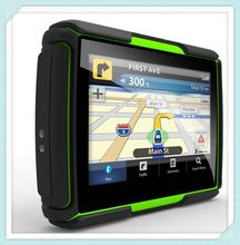 """Touch screen 480*272 4.3"""" Handsfree motorcycle for sale in italy used,GPS motorcycle navigation"""