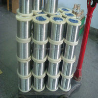 food grade stainless steel wire (ISO9001 Factory)