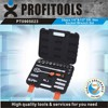 "20pcs 1/4""&1/2"" high quality tool kit for motorcycle"