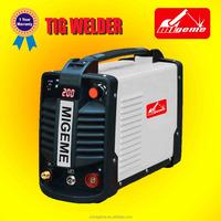 TIG-200 new style C type, popular cheap tig welders