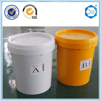 AB epoxy rubber adhesive glue