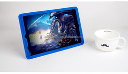 Silicone protective back cover for iPad Air(Blue)
