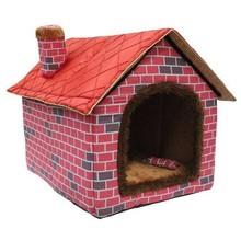 ICTI factry custom wholesale factory indoor dog house designs