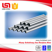 astm a312 average wall seamless TP304l stainless steel pipe/tube