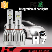 H7 3500lm All- In -One High quality super bright best lamp headlights led