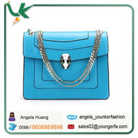 Retro Mini Satchel Bag With Metal Chain Shoulder Best Giftes for Wife Camera bag