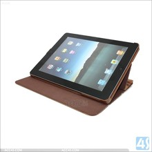 Leather Tablet Case For ipad 2 3 4 Case wood pattern