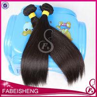 Top quality reali unprocessed vigin brazilian human hair ,real mink brazilian hair extensions