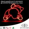 Hot sale 2014 China led star motif lights