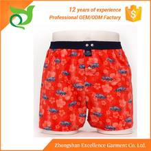 hot selling good quality durable boxer underwear men