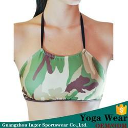customized wholesale digital print sports bra
