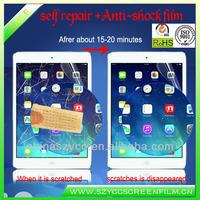 Self Repair Film Anti-shock Screen Protector For Ipad Air 5