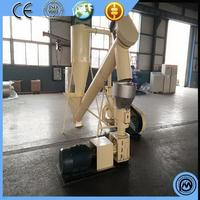 Good quality hot sale straw cheapest camel feed rice feed poultry wood pellet machine production line