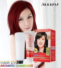 China natural black or other colors for white hair dye