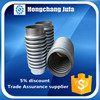 Multi-fonction stainless steel compensator exhaust expansion joint