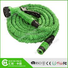 Double layer latex Portable Expandable Garden Car Water Hose garden hose reel