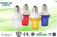 led flash light led strobe bulb 120v 230v C7C9e27b22 energy saving 1w 4-6w 8w