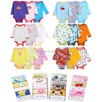 Long sleeve baby romper wholesale carters baby clothes, new born organic baby clothes