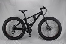 26 inch electric fat bike fat tire electric bicycle