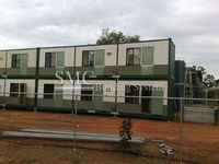 prefabricated residential building houses