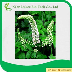 Herb extract from nature organic farm Black Cohosh Extract| black cohosh root extract Glucoside 2.5%
