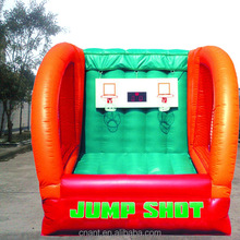 inflatable amusement basketball inflatable games