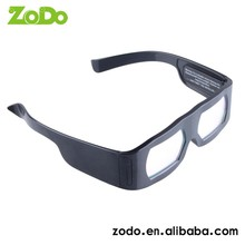 2015 new trendy polarized film 3d glasses virtual reality use for lcd tv