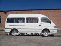 TM6490A-1 China Manufacturer Mini Van Truck, Automobile For Sale