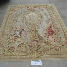 New Zealand Wool Royal Aubusson Tapestry