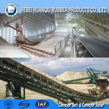 Heat Resistant Seamless Circular Nylon NN Rubber Conveyor Belt