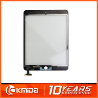 Factory wholesale for ipad mini front glass touch screen