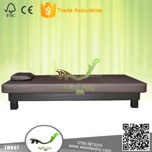 Thai massage bed TM607, soild wood thai massage bed