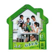 china logo printable custom magnetic family picture frame backboard