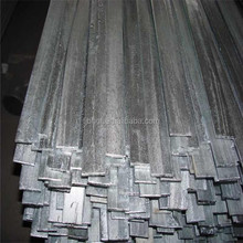 Factory produce lowest price flat bar steel/Q235 SS400 flat bar/Q235 hot-rolled flat steel are used for steel made in ch