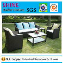 Pop Design Outdoor Furniture Sectional Sofa for Garden Hotel