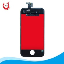 mobile phone for iphone 4 lcd display, for iphone 4 touch screen parts