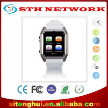 Smart watch Bluetooth Smart Watch Phone TW206 JAVA USB GSM GPRS builted in,fashion mini Cell mobile 1.6 inch 1.3MP