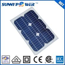 700v 17w pm Monocrystalline low price mini solar panel for sale