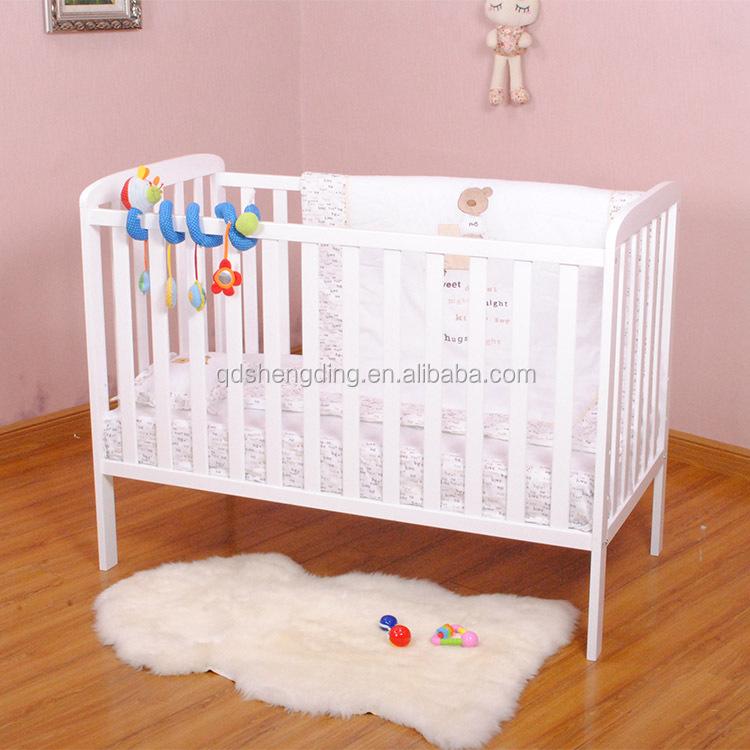 caja nica parque infantil del beb cuna de madera cama de beb usado nio camas para