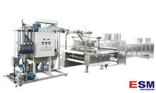 LJC Automatic Depositing Candy Machine /Hard candy making machine Lollipop making machine
