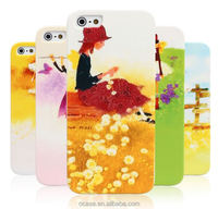 OEM color printing for i phone case mobile phone case for iphone 7 case.