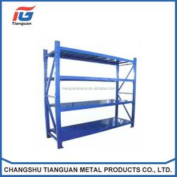 Heavy Duty Storage Warehouse Metal Stacking Rack Warehouse Pallet Rack